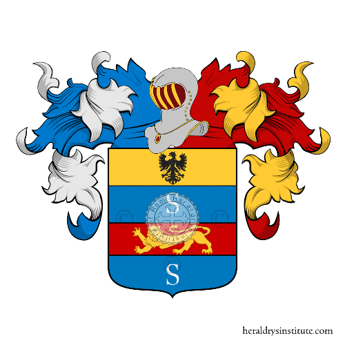 Coat of Arms of family Signorelli