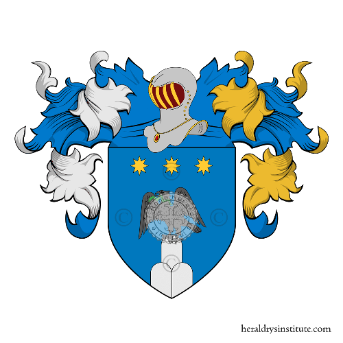 Coat of Arms of family Marchesini