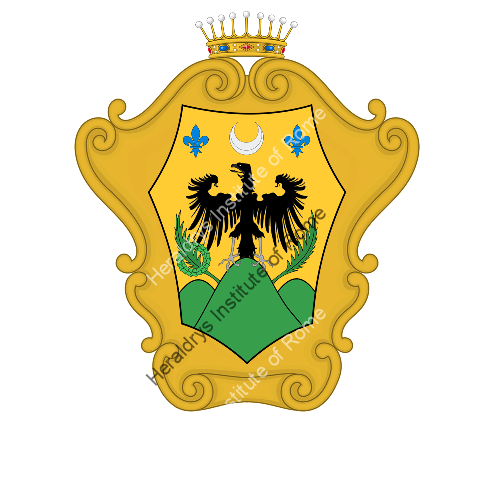 Coat of Arms of family Gentiloni