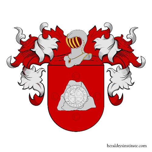 Coat of Arms of family Arlandis