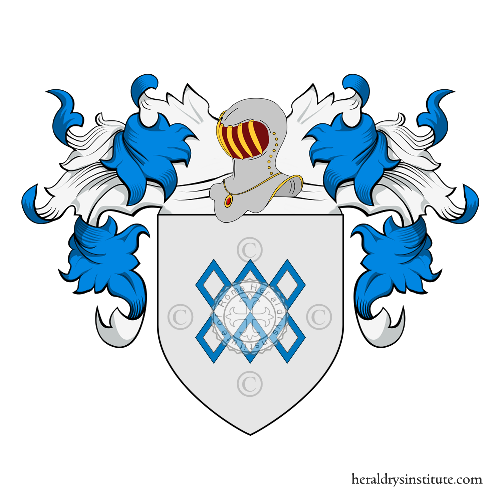 Coat of Arms of family Jacq