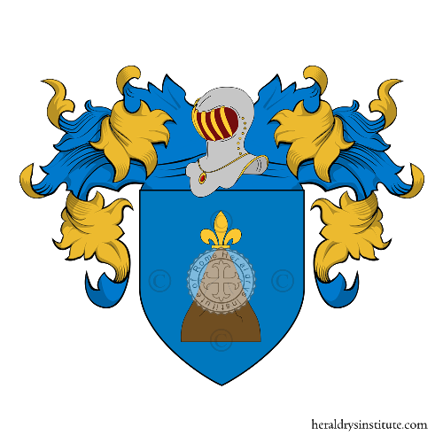 Coat of Arms of family Fioramonti