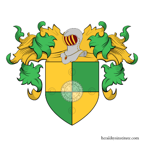 Coat of Arms of family Toranquinci