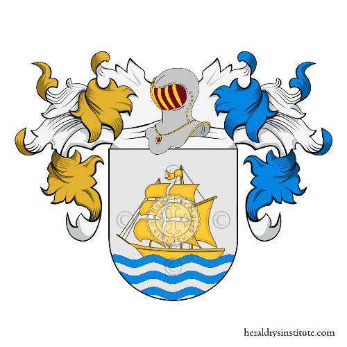 Coat of Arms of family Garechana