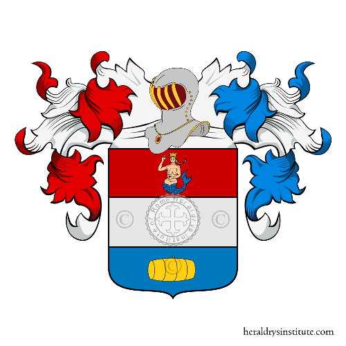 Coat of Arms of family Carrari
