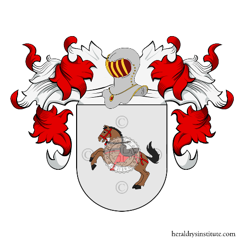 Coat of Arms of family Sinis