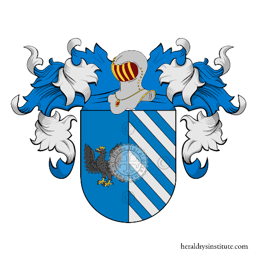 Coat of Arms of family Ruperto