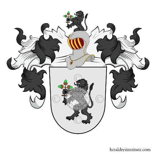 Coat of Arms of family Thunichtgut