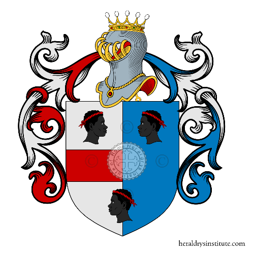 Coat of Arms of family Negrini