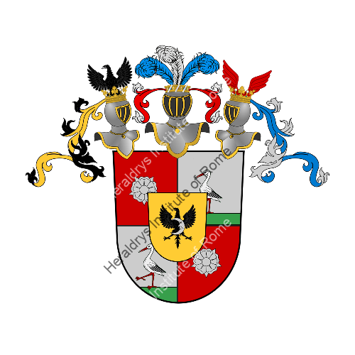 Coat of Arms of family Thugut