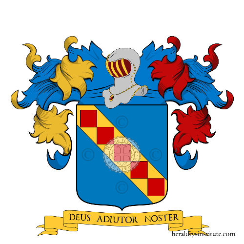 Coat of Arms of family Travaglio