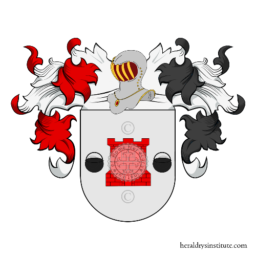 Coat of Arms of family Bascones