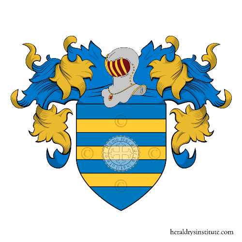 Coat of Arms of family Vernaleone