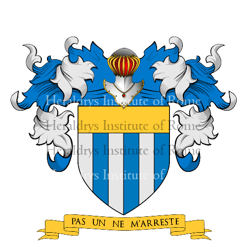 Coat of Arms of family Vesc