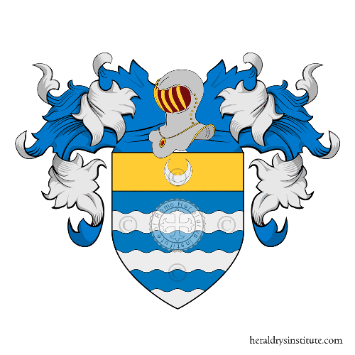 Coat of Arms of family Torrioni