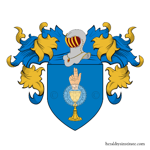Coat of Arms of family Messeri