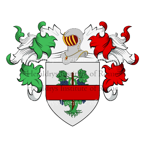 Coat of Arms of family Venturini