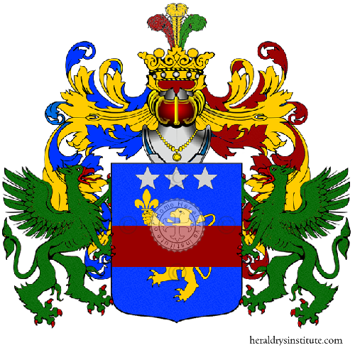 Coat of Arms of family Rognetta