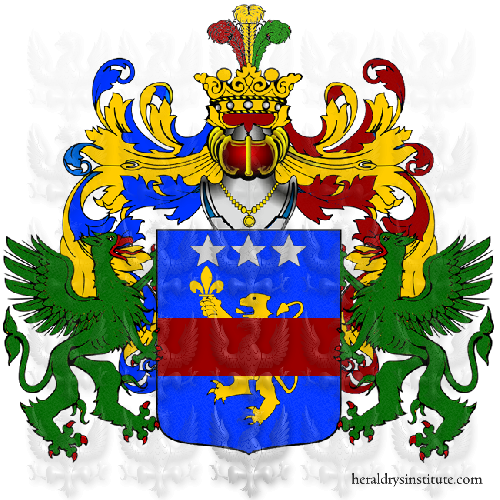 Coat of Arms of family Statuetta