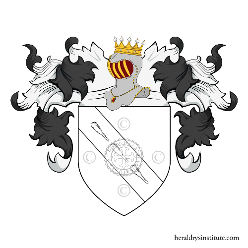 Coat of Arms of family Vitta