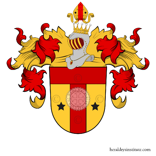 Coat of Arms of family Wyl (von)