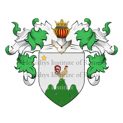 Coat of Arms of family Gallo