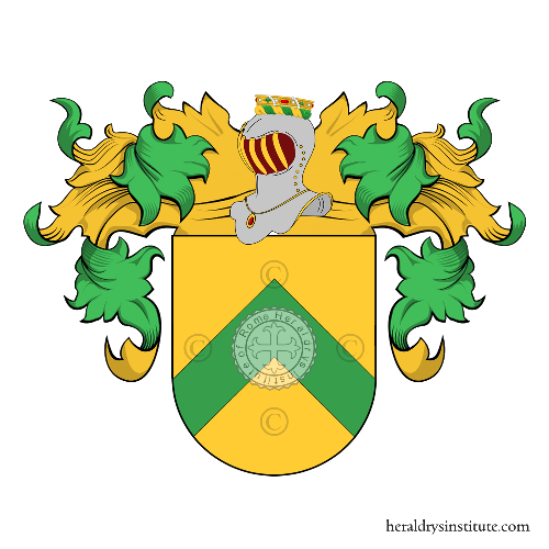Coat of Arms of family Brachi