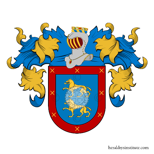 Coat of Arms of family Navarro