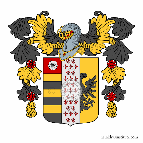 Coat of Arms of family Paulucci