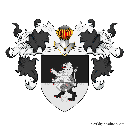 Coat of Arms of family Gottofredo
