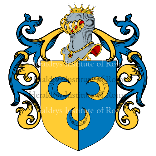 Coat of Arms of family Chini