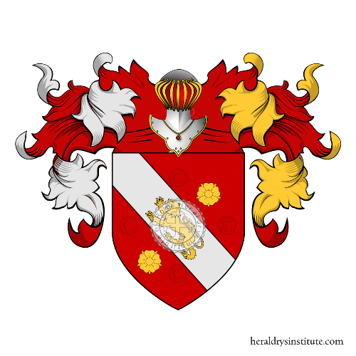 Coat of Arms of family Ruggi