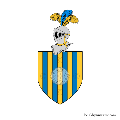 Coat of Arms of family Baduel