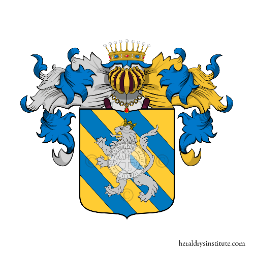 Coat of Arms of family Dichiera
