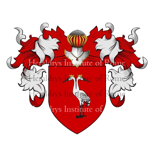 Coat of Arms of family Vignon