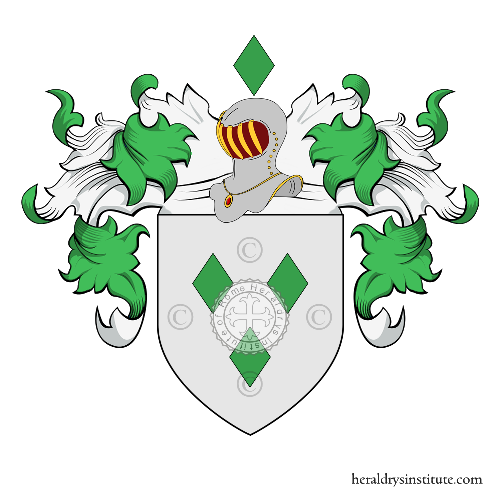 Coat of Arms of family Clarion