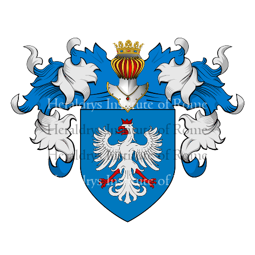 Coat of Arms of family Este