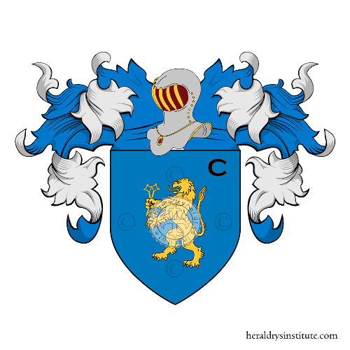 Coat of Arms of family Comi