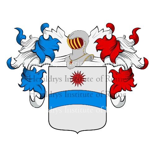 Coat of Arms of family Cominato