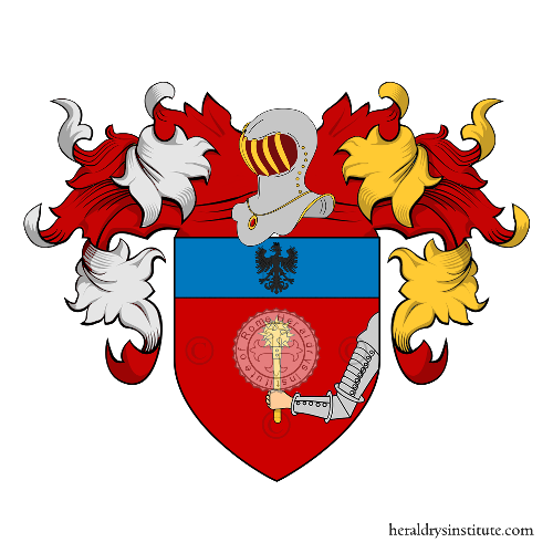 Coat of Arms of family Mazzolini
