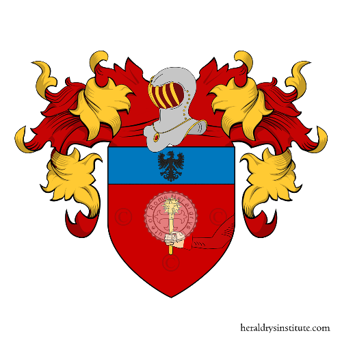 Coat of Arms of family Mazzolino