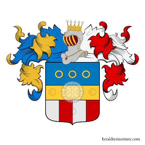 Coat of Arms of family Bizzo