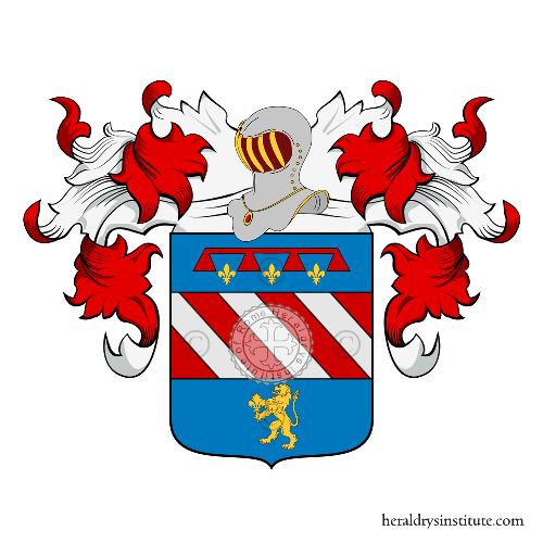 Coat of Arms of family Contessi