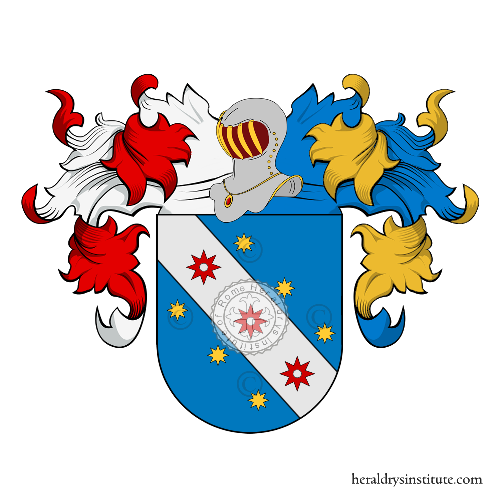 Coat of Arms of family Mouzinho