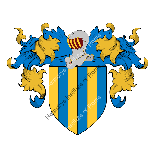 Coat of Arms of family Bottega