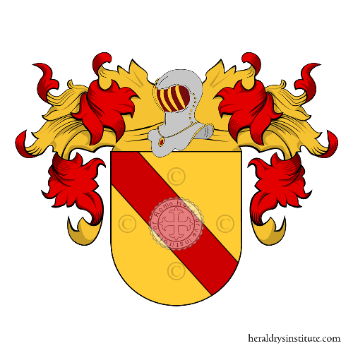 Coat of Arms of family Armenta