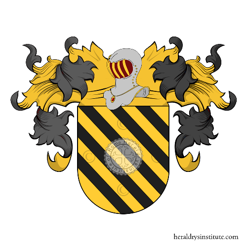 Coat of Arms of family Balda