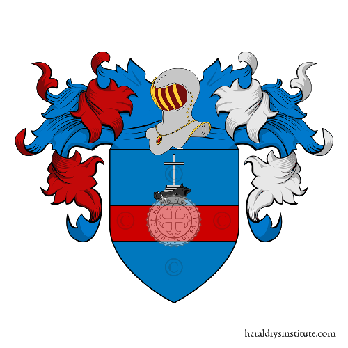 Coat of Arms of family Bonaccolto