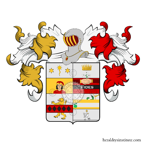 Coat of Arms of family Brunori