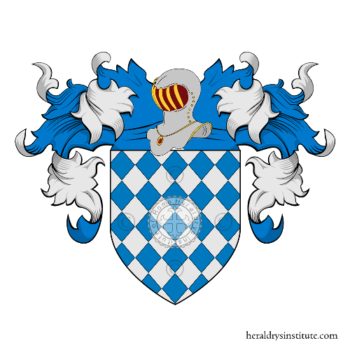Coat of Arms of family Bricci